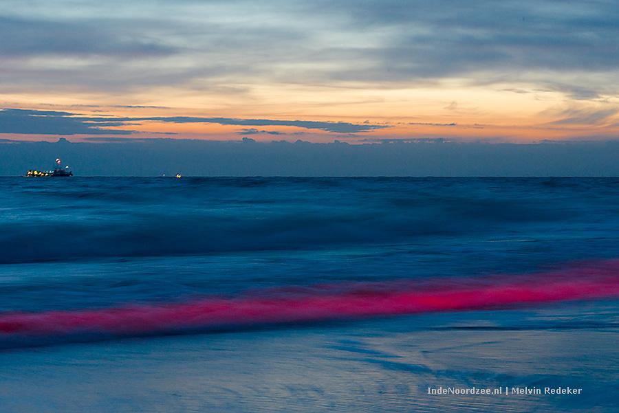 Noordzee geeft noodsignaal af - Melvin Redeker