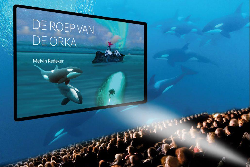 Theatershow De Roep van de Orka - noordzee