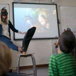 Gastles In de Noordzee op basissschool