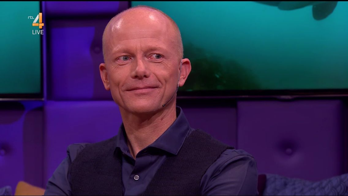 Melvin Redeker over orka's bij RTL Late Night