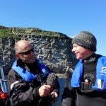 Uitgebreid radioverslag op BBC Radio Shetland over Noordzee Exploratie