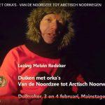 In de Noordzee op de duikvaker 2018
