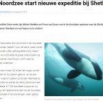 Interview op Duiken in Beeld
