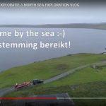 Noordzeevlog 1: Reizen naar Shetland