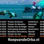 Première uitverkocht theatertour De Roep van de Orka
